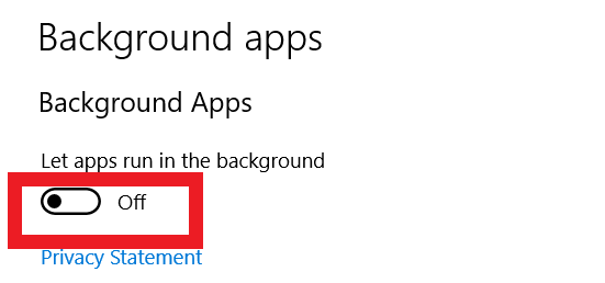 background-apps