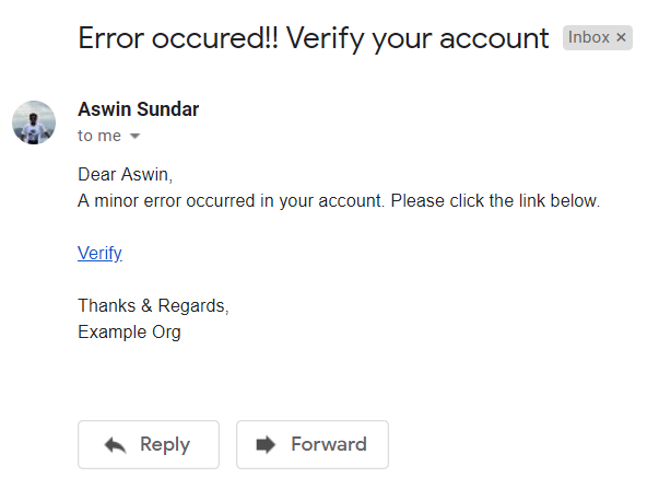 phishing-mail-received