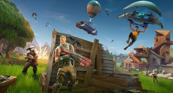 Fortnite Battle Royale - The outstanding online game